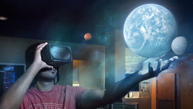 Falcon's Creative Group Augmented Reality (Falcon's Vision)