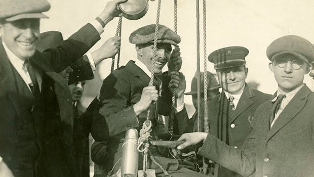 IAAPA Hall of Fame Levitt Lurzen Custer