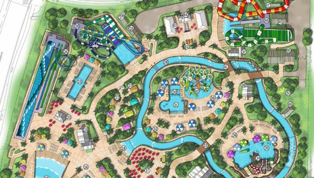 Island H2O Live! Wasserpark Orlando