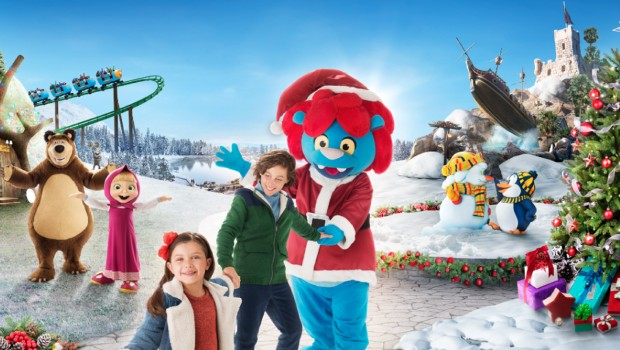 Leolandia Winter Rendering