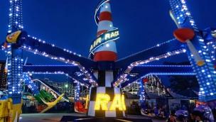 """Luna Park Coney Island trennt sich von Überkopf-Attraktion """"Air Race"""""""