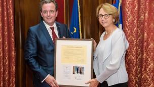 Europa-Park-Geschäftsführer Michael Mack zum französischen Honorarkonsul ernannt