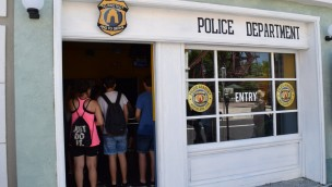 Movieland Park Police Academy