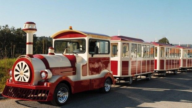 Parc Spirou neuer Parkzug 2019