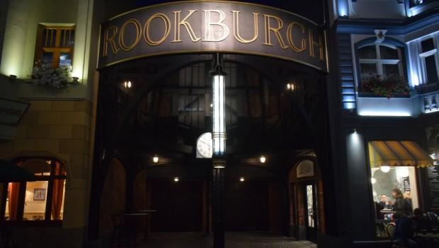 Phantasialand Rookburgh Baustelle Saisonende 2018