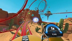 RollerCoaster Tycoon Joyride Screenshot