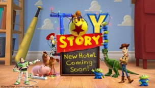 Toy Story Hotel Tokyo Disney Resort Artwork