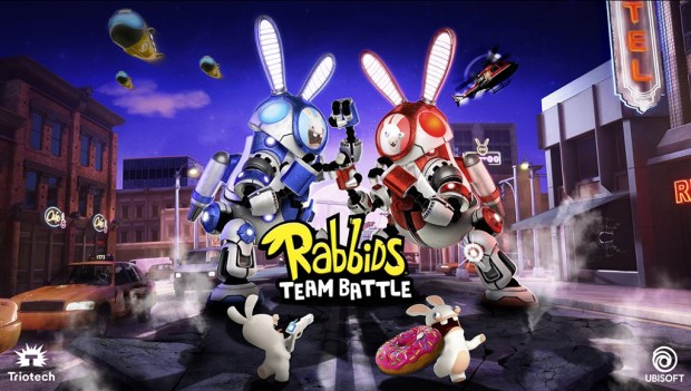 Triotech Rabbids Team Battle