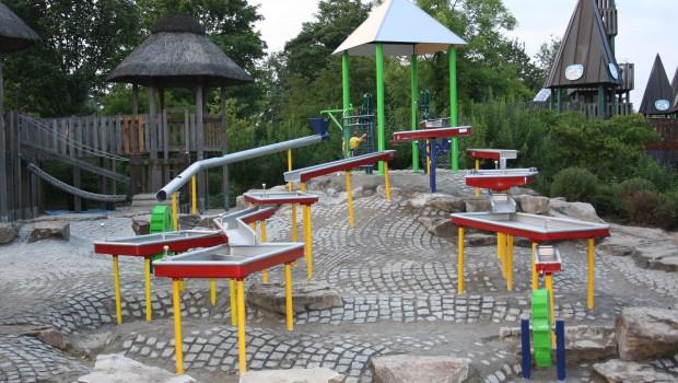 WASSPA Wasserspielplatz