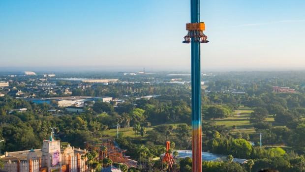 Busch Gardens Tampa Falcon's Fury