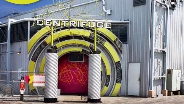 Casino Pier Centrifuge neu 2019