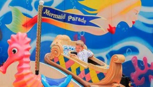Casino Pier Mermaid Parade neu 2019