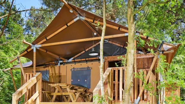 Duinrell Zelt-Lodge