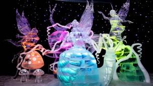 """16. Eiswelt Rövershagen: 2019 lockt Eisfiguren-Ausstellung ins """"Land der Phantasie"""""""