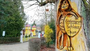Erlebnispark Schloss Thurn kündigt für 2019 Weltneuheit und neue Virtual-Reality-Fahrt an