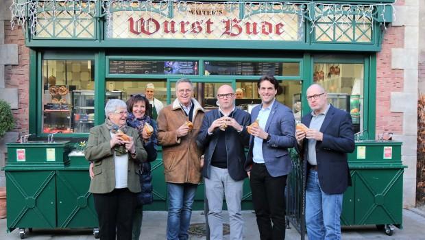Europa-Park Currywurst Walters Wurstbude Auszeichnung