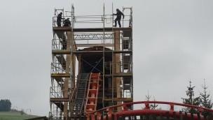 FORT FUN Abenteuerland Renovierung Devils Mine 2019