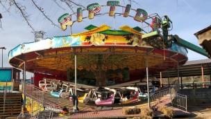 """Fun Spot America Atlanta stellt Schwing-Karussell """"Riptide"""" als neue Attraktion in Aussicht"""