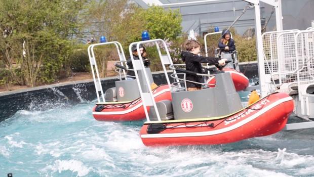 Futuroscope Futuropolis Jet-Skis