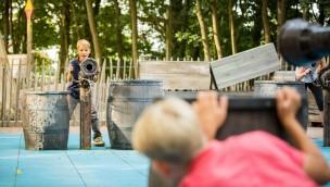 """Wasser-Spielplatz im Hansa-Park wird 2019 zu """"Roanoke"""""""