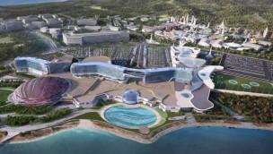 Paramount-Freizeitpark wird Teil von neuem Inspire Resort in Südkorea