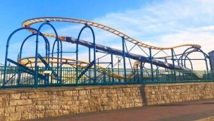 Jenkinson's Boardwalk Tidal Wave neu 2019 (SBF VISA Spinning Coaster 5.0)