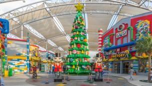 Weihnachtszauber in der Wüstenstadt: Das bieten LEGOLAND Dubai und Riverland Dubai im Winter 2018!