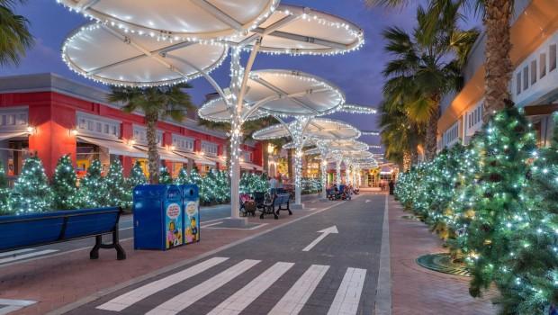 LEGOLAND Dubai Weihnachten