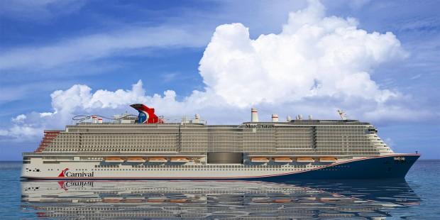 Mardi Gras Carnival Cruise Line