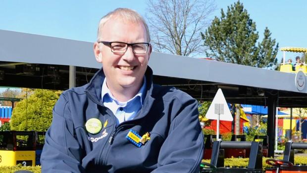 Martin Kring LEGOLAND Deutschland Geschäftsführer