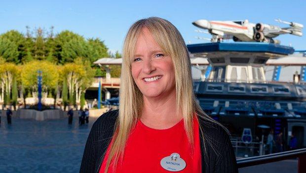 Natacha Rafalski Präsidentin Disneyland Paris