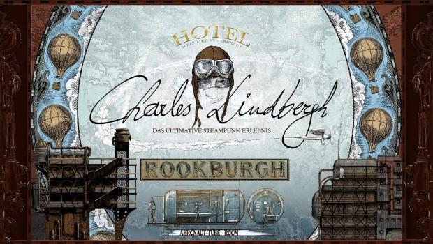 Phantasialand Hotel Charles Lindbergh Rookburgh