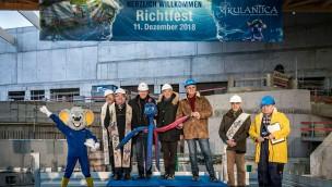 Europa-Park-Wasserpark: Termin für Eröffnung von Rulantica konkretisiert