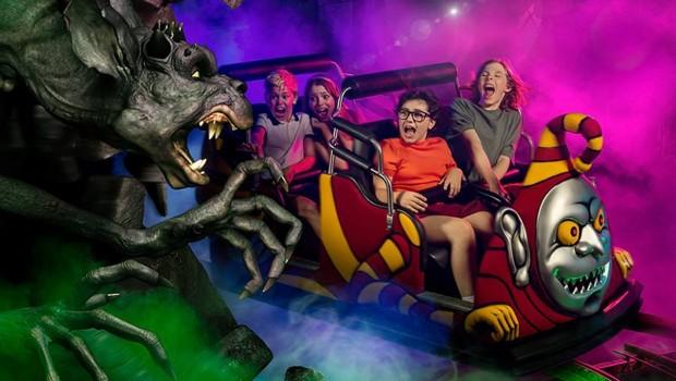 Scooby Doo Next Generation Coaster Warner Bros Australia