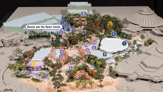 Tokyo Disneyland Erweiterung 2020