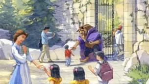 """Tokyo Disneyland: Eröffnungstermin 2020 für neuen """"Die Schöne und das Biest""""-Themenbereich steht fest"""