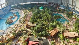 """Tropical Islands präsentiert 2019 Licht- und Laser-Show """"Marama"""" zum 15. Jubiläum"""