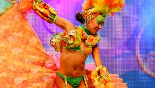 Tropical Islands Variete Show
