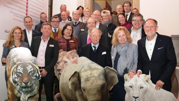Förderkreistreffen 2018 Zoo Osnabrück