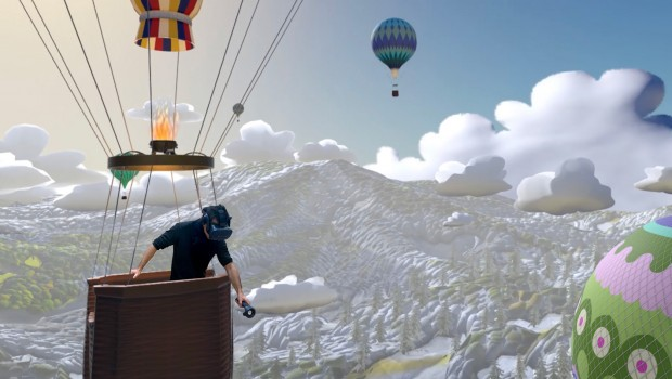 Bring The Spring VR Experience