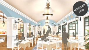 Buffet Del Port PortAentura Hotel 2019 neu Konzept
