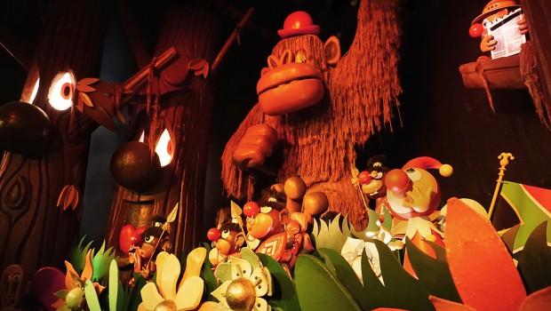 Carnaval Festival Afrika Szene