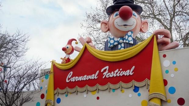 Carnaval Festival EIngang Efteling