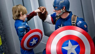 Disneyland Paris Captain America Kind