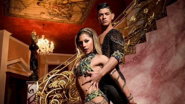 Europa-Park Dance Festival 2019 Karen Forcano Ricardo Vega
