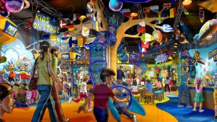 Europa-Park Junior Club Studio 2019 neu Konzept