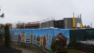 """""""Piraten in Batavia""""-Wiederaufbau im Europa-Park: So sieht es im Januar 2019 auf der Baustelle aus!"""