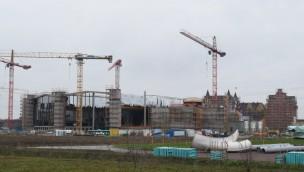 Rulantica-Baustelle im Januar 2019: So nehmen Europa-Park-Wasserpark und neues Hotel Gestalt an!