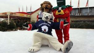 Karls Erlebnis-Dorf Elstal lädt zum Fan-Tag mit Eisbären Berlin im Januar 2019