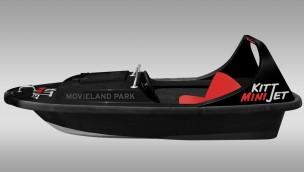 """Movieland Park enthüllt """"Kitt Minijet"""" als Neuheit 2019: Wasserboote für Kinder vorgestellt"""
